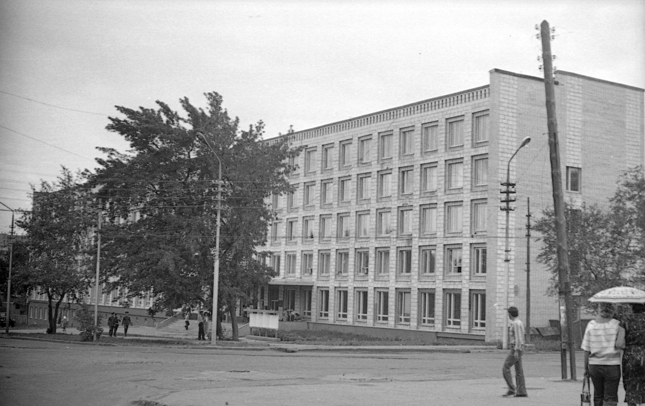 Саратовский экономический институт фотографии