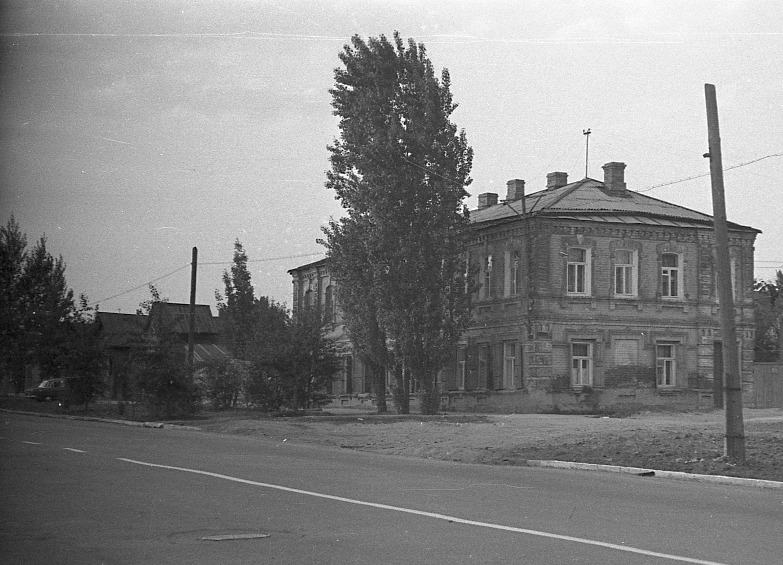 улица соколовая на старых фото саратова можно
