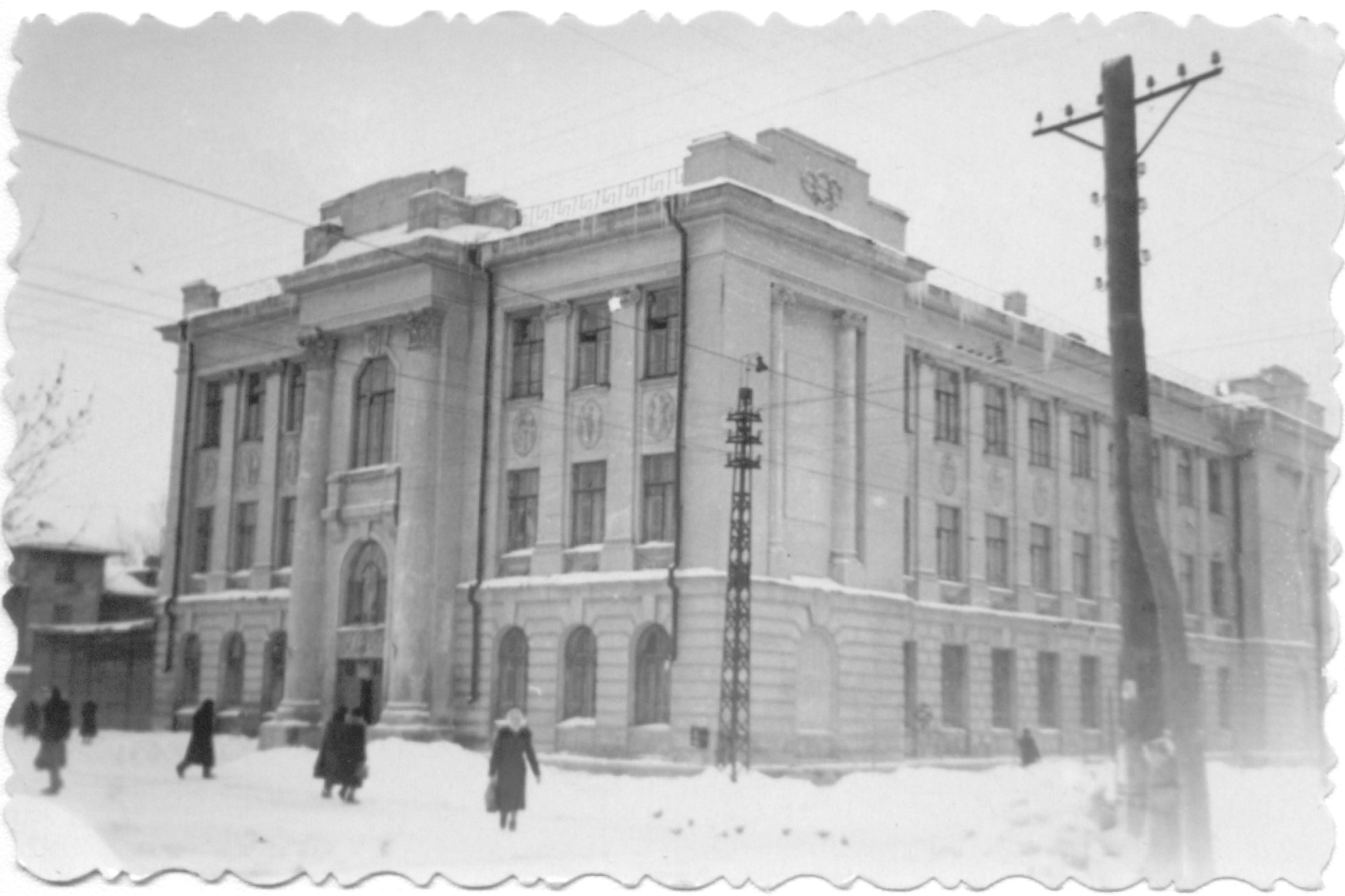 99-я школа в архиве Полянских
