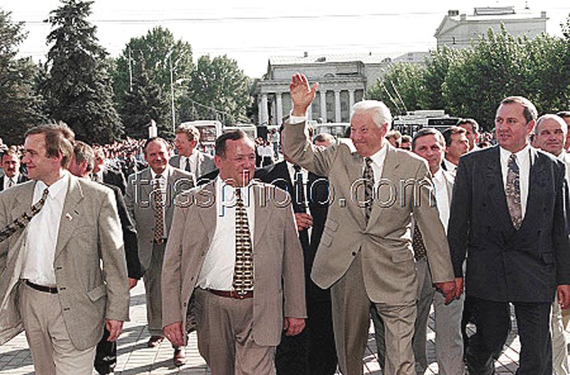 Спец Интервью Аяцкова О Незнакомнце Приемнике Ельцина