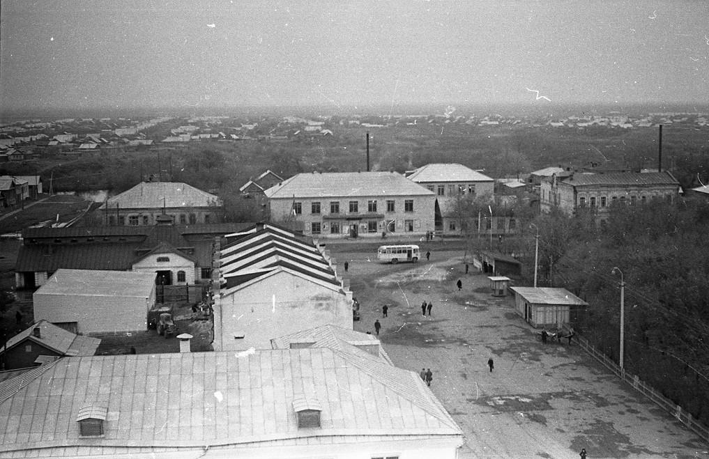 однажды разговорились, редкие фотографии города новоузенска хрусты