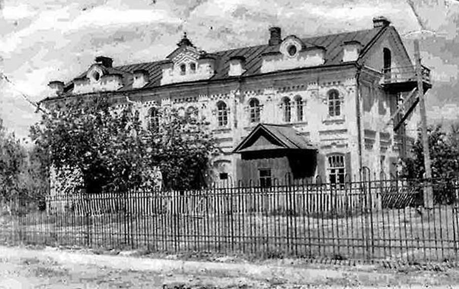 старое фото архив село привольное энгельс десять