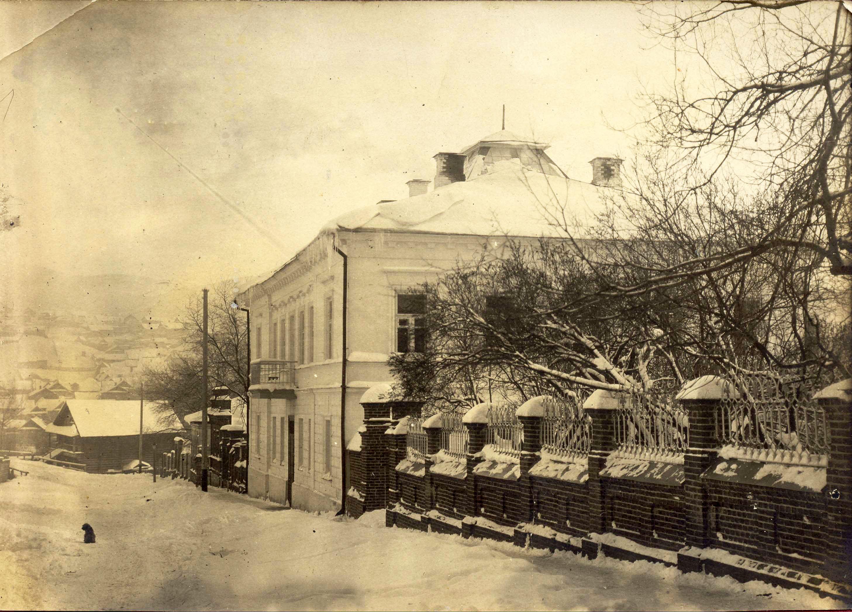 старинные фото вольска сосед