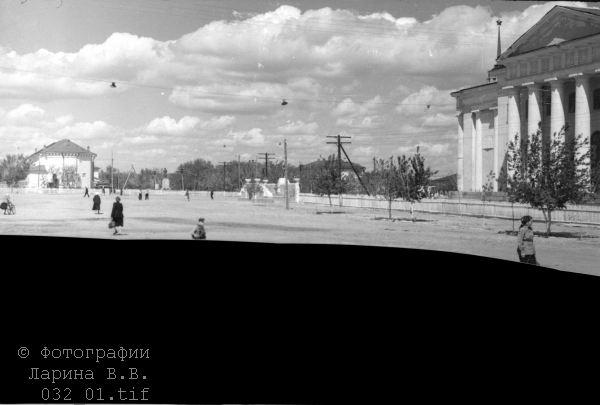 старые фото площадь маркса села