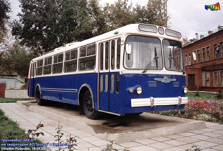 Саратовского троллейбуса.