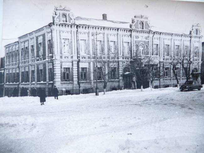 Een Winters Balkon : Балкон Фотографии старого Саратова